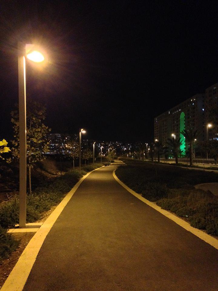 modiin night
